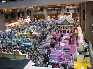 Shopping Singapur
