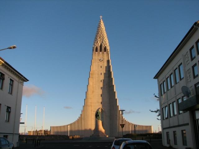 Reykjavik - Kirche