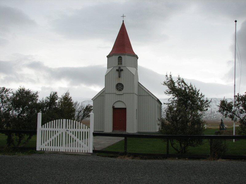 Island - Kirche