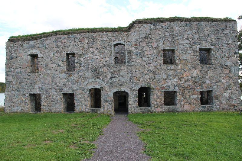 Schlossruine 1