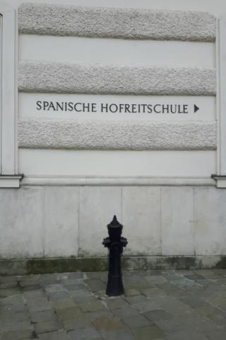 Hofreitschule Wien